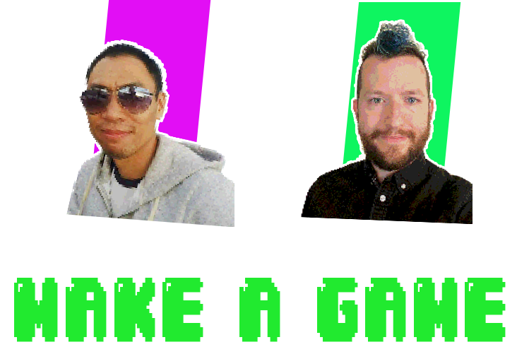 Jeff and Dom Make a Game